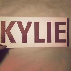 Kylie eyeshadow pallet